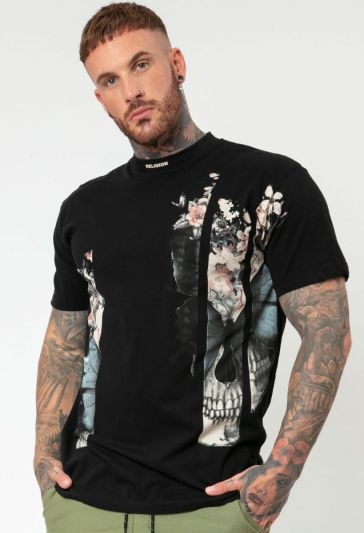 Religion Butterfly Tee